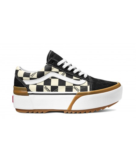 ZAPATILLAS CHECKERBOARD OLD SKOOL STACKED