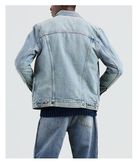 LEVI'S MADE &CRAFTED TYPE II WOORN TRUCKER JACKET