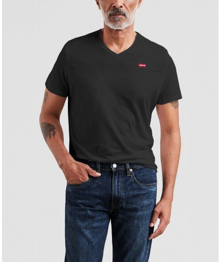 LEVI'S ORIGINAL HOUSEMAR V-NECK TEE