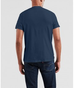 LEVI'S ORIGINAL HOUSEMARK V-NECK TEE