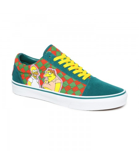 ZAPATILLAS OLD SKOOL VANS X THE SIMPSONS