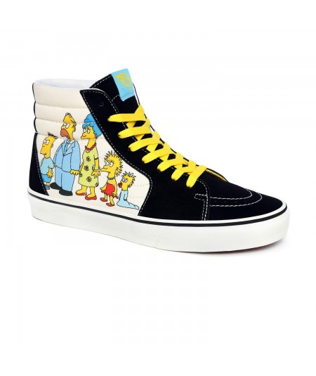ZAPATILLAS SK8-HI VANS X THE SIMPSONS