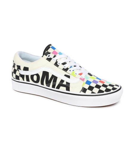 ZAPATILLAS COMFYCUSH OLD SKOOL VANS X MOMA