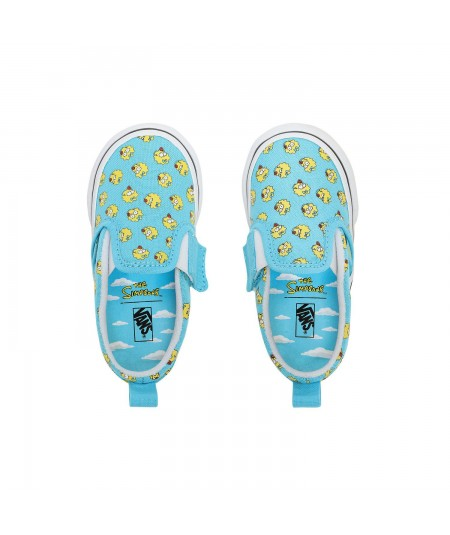 ZAPATILLAS SLIP-ON VANSX THE SIMPSONS MAGGIE