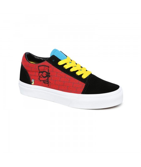 ZAPATILLAS OLD SKOOL VANS X THE SIMPSONS EL BARTO