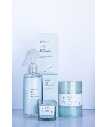 PACK AROMATERAPIA WHITE LILLY