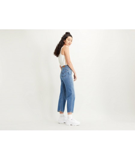 PANTALON RIBCAGE STRAIGHT ANKLE