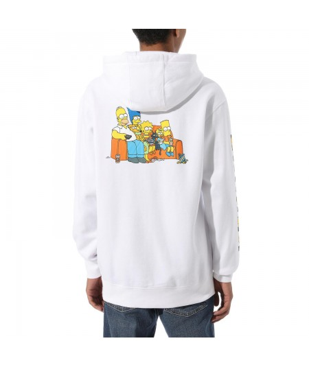 SUDADERA VANS X THE SIMPSONS FAMILY