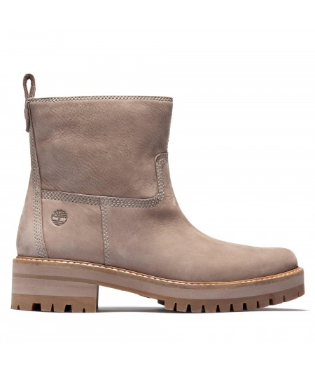 BOTA CONFORTABLE COURMAYEUR VALLEY PARA MUJER EN GRIS