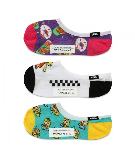 CALCETINES INVISIBLES VANS X THE SIMPSONS