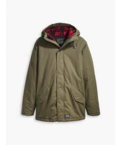 THERMORE PADDED PARKA OLIVE