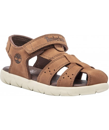 SANDALIAS NUBBLE LEATHER FISHEMAN