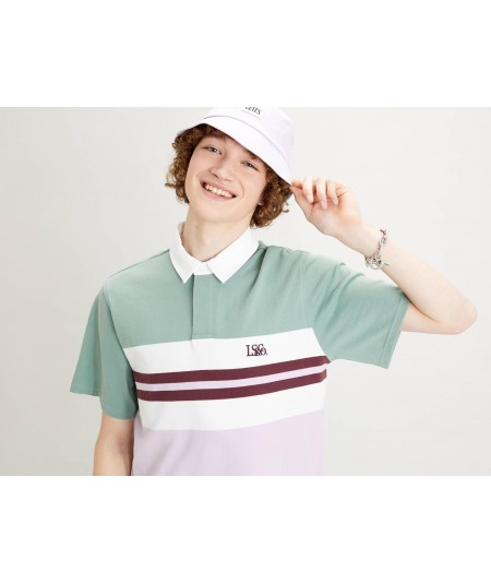POLO AUTH LOGO RUGBY
