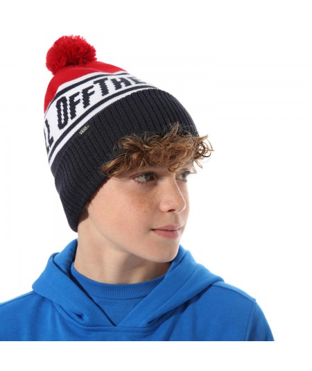 GORRO OFF THE WALL POM BEANIE