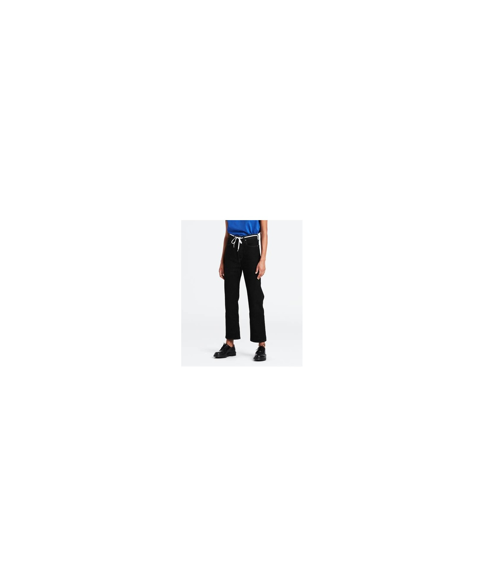 RIBCAGE STRAIGHT ANKLE JEANS RIBCAGE STRAIGHT ANKLE JEANS