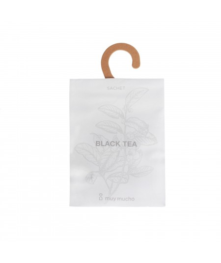 SOBRE PERFUMADO BLACK TEA...