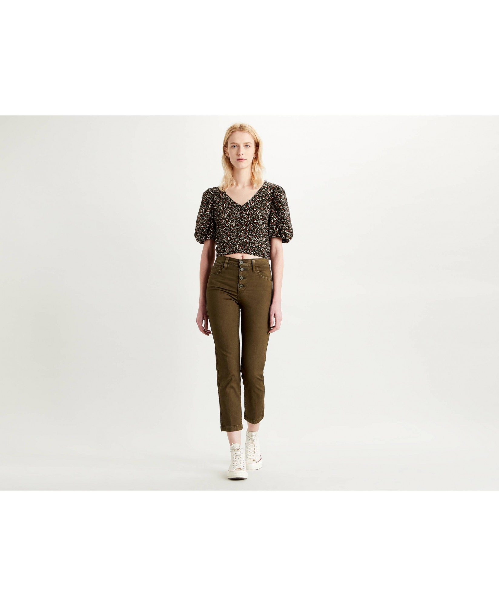 PANTALON 724 HR STR CROP UTILITY