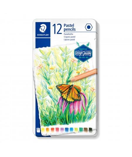 STAEDTLER - Lápices pastel...