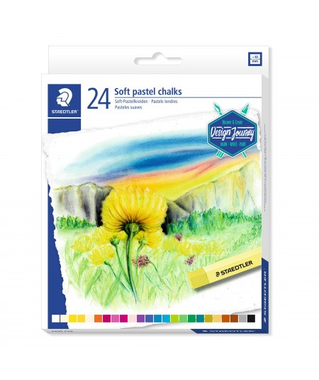 STAEDTLER - Pasteles suaves...