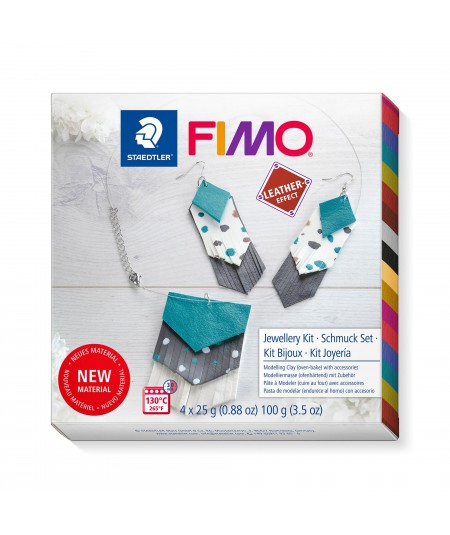 FIMO LEATHER EFFECT - kit...