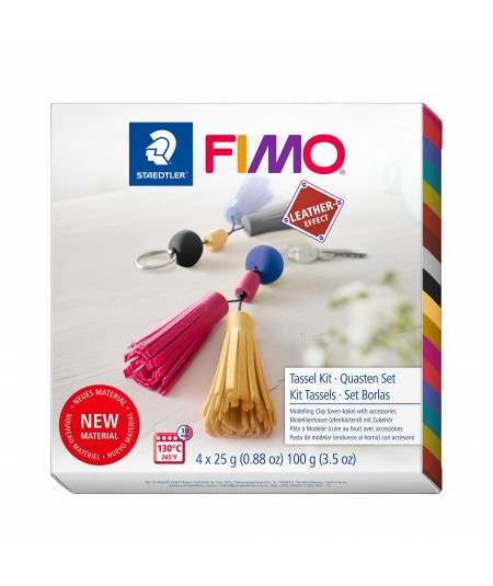 FIMO LEATHER EFFECT - Set...