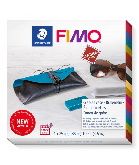 FIMO LEATHER EFFECT - Funda...