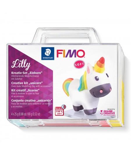 "FIMO soft - Set Kawai ""Donut"""
