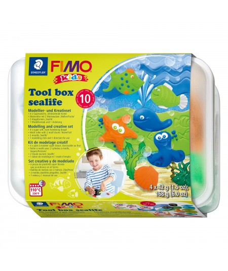 FIMO kids - Set Vida Marina