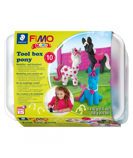 FIMO kids - Set Pony
