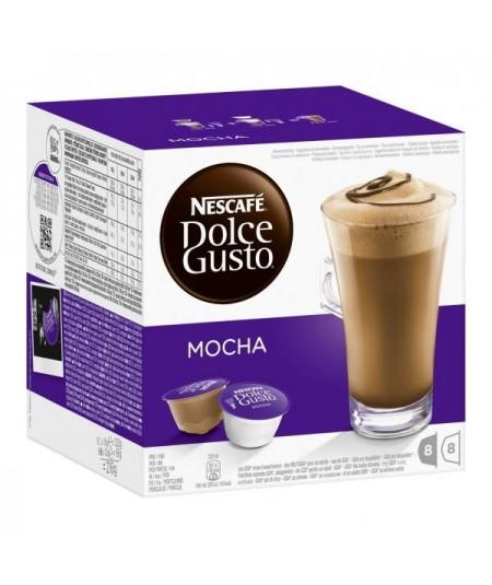 CÁPSULAS CAFE DOLCEGUSTO MOCHA
