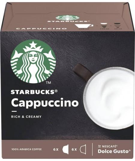 CÁPSULAS CAFÉ DOLCE GUSTO STARBUCKS WHITE CÁPSULASPUCCINO Dolce gusto - 1