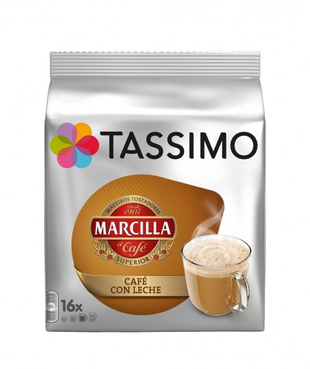 CÁPSULAS MARCILLA TASSIMO...