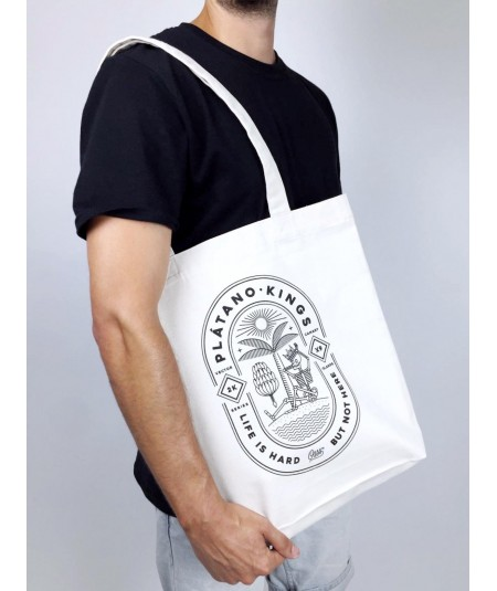 TOTEBAG PLÁTANO KINGS