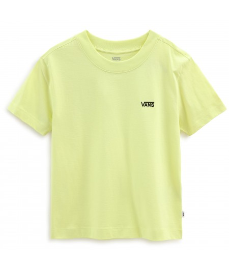 VANS CAMISETA JUNIOR V BOXY