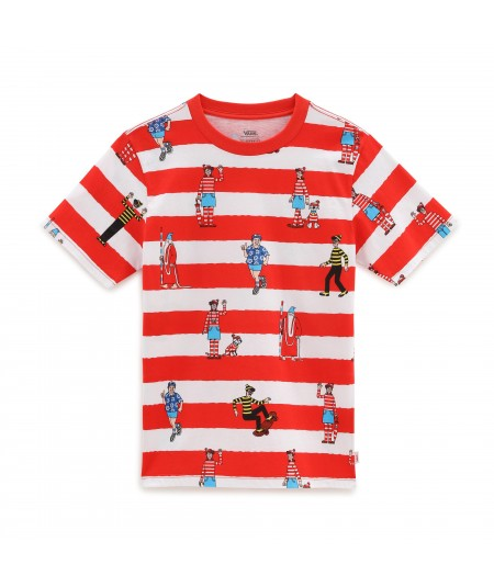 VANS CAMISETA BUSCANDO A WALLY