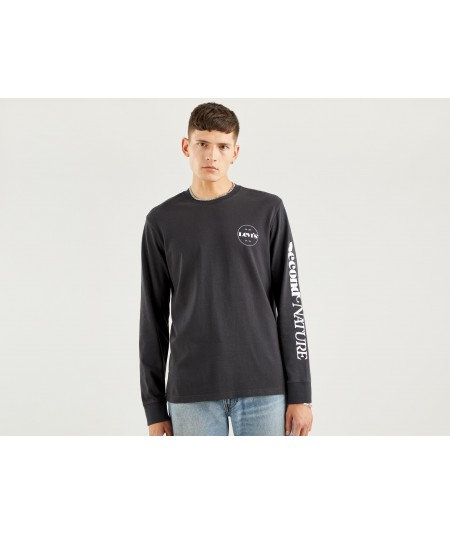 LEVIS RELAXED LS GRAPHIC TEE