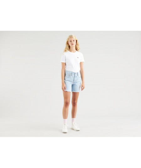 LEVIS 501 MID THIGH SHORT