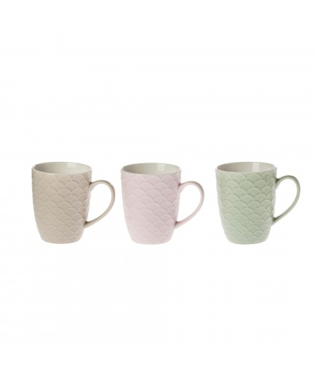 PACK 3 MUGS 350ML
