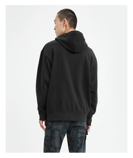 RELAXED GRAPHIC HOODIE