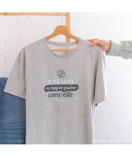 Camiseta L - De este a...