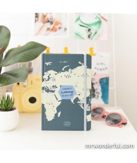 Diario de viaje - Happiness...