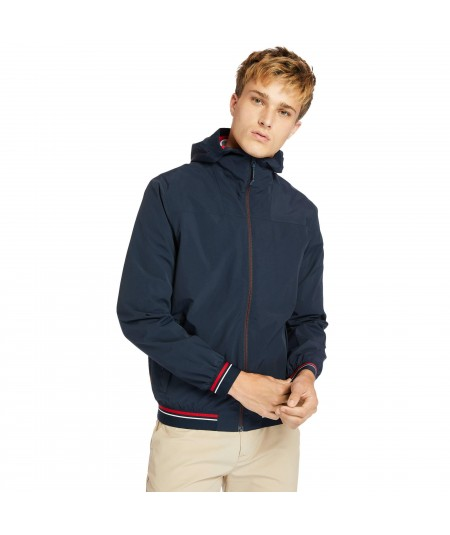 TIMBERLAND HOODED BOMBER...