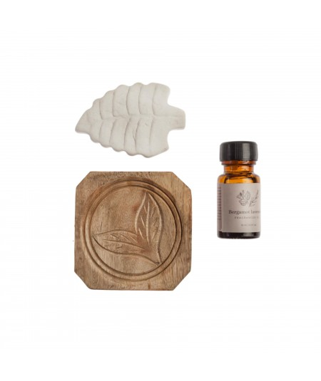 PACK DIFUSOR ACEITE Y HOJA...