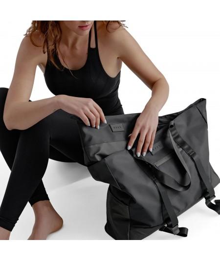 Gym Bag Forever Black