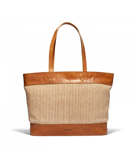 BOLSO TOTE BAYCREST EN MARRÓN