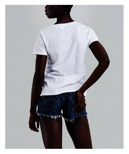 THE PERFECT GRAPHIC TEE WHITE