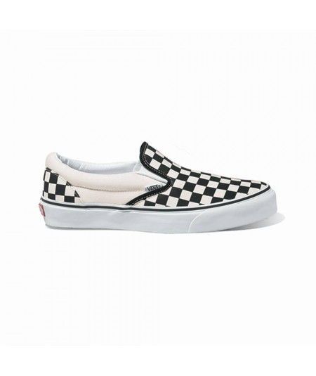 ZAPATILLAS JUNIOR CHECKERBOARD CLASSIC SLIP-ON (4-8 AÑOS)