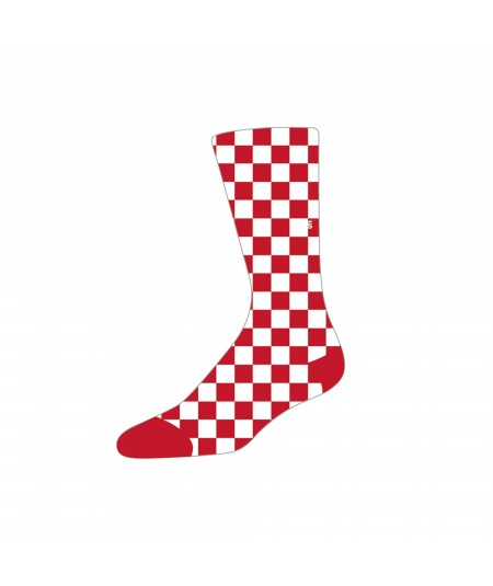 CALCETINES ALTOS CHECKERBOARD II